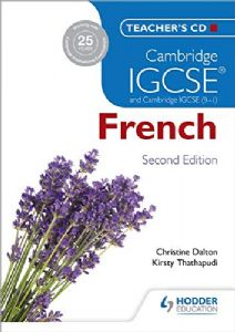 Cambridge IGCSE French Teacher's CD-ROM